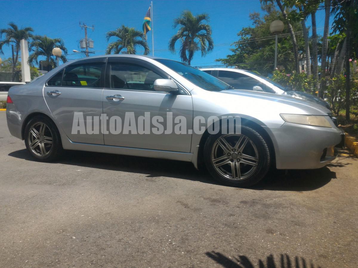 2005 Honda Accord For Sale In St Ann Jamaica Autoadsja Com
