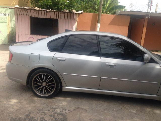 Autoadsja Cars For Sale In Jamaica: 2004 Subaru Legacy For Sale In Kingston / St. Andrew