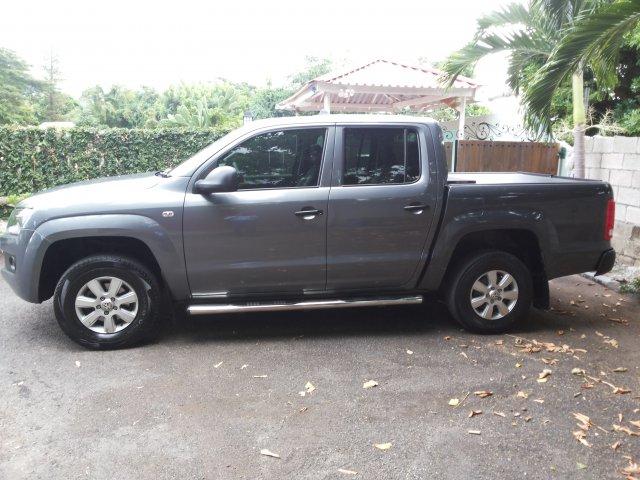 2011 Volkswagen Amarok For Sale In Kingston St Andrew Jamaica