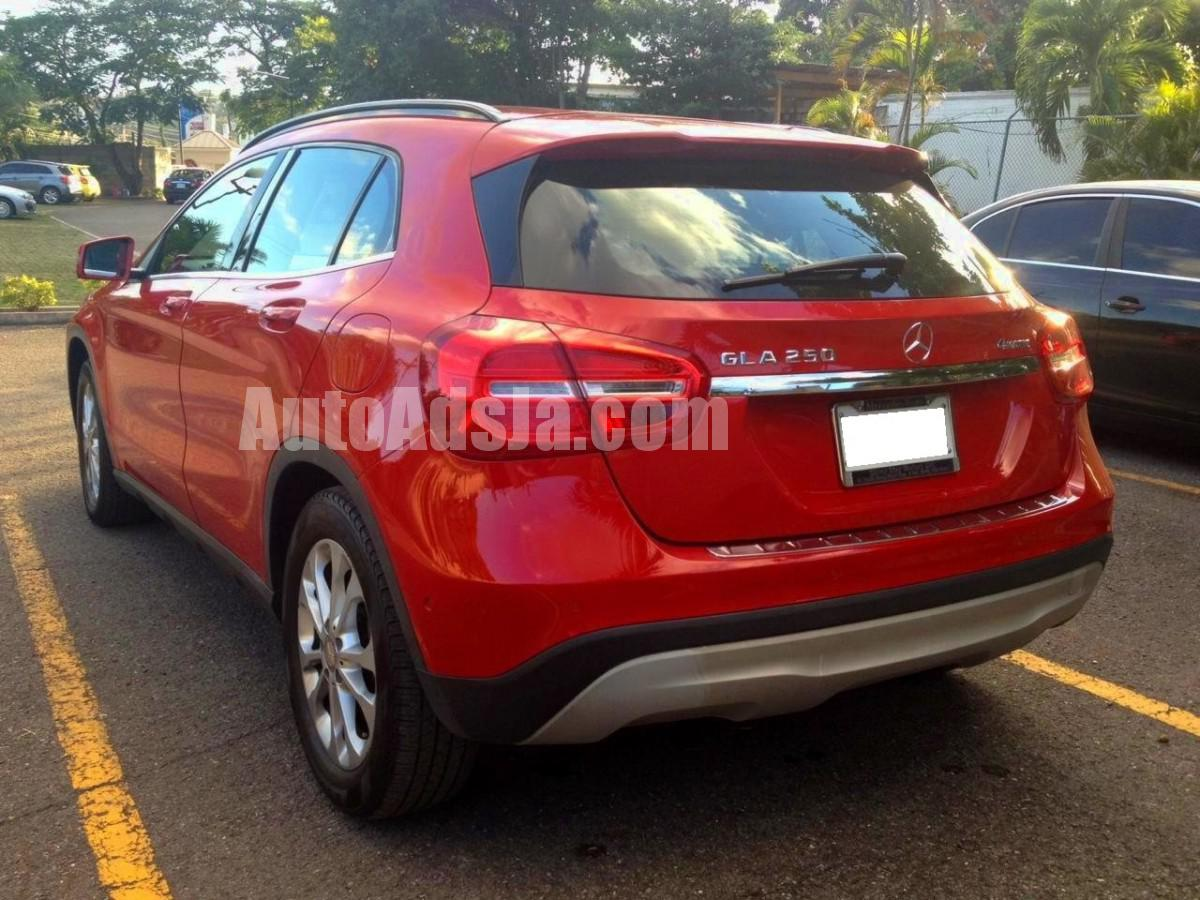 2015 Mercedes Benz Gla 250 4 Matic For Sale In Kingston