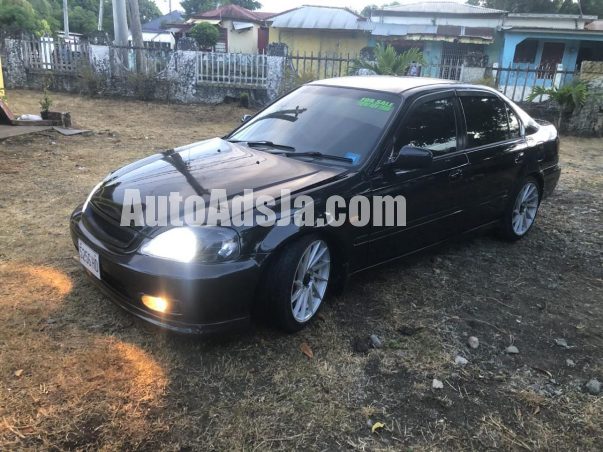 2000 Honda Civic For Sale In St Thomas Jamaica Autoadsja Com