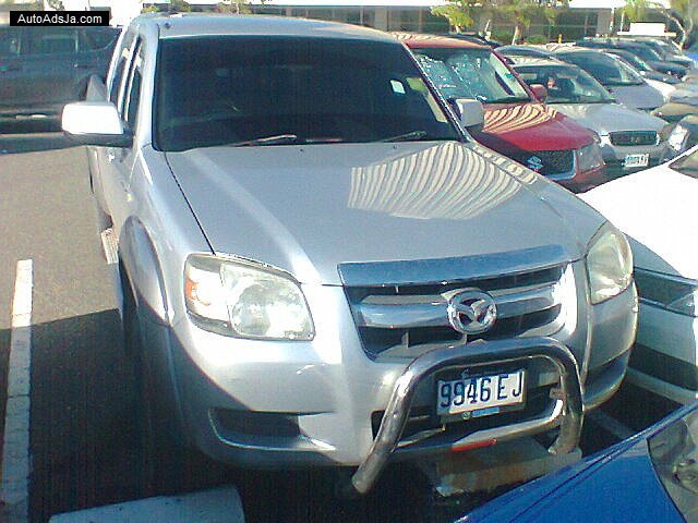 Autoadsja Cars For Sale In Jamaica: 2007 Mazda Mazda BT50 Ford Ranger For Sale In Jamaica