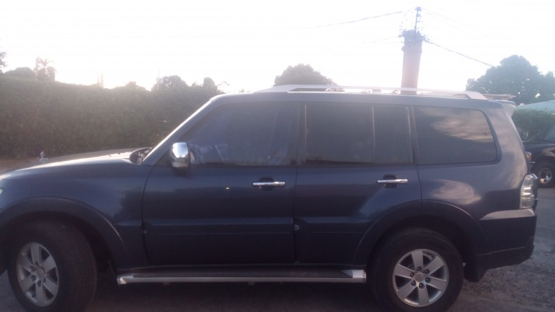 2008 Mitsubishi Pajero For Sale In Kingston St Andrew