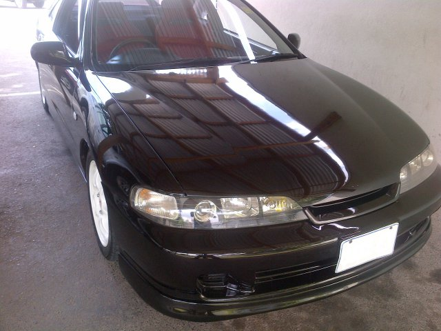 Autoadsja Cars For Sale In Jamaica: 1996 Honda Integra Type R For Sale In Kingston / St