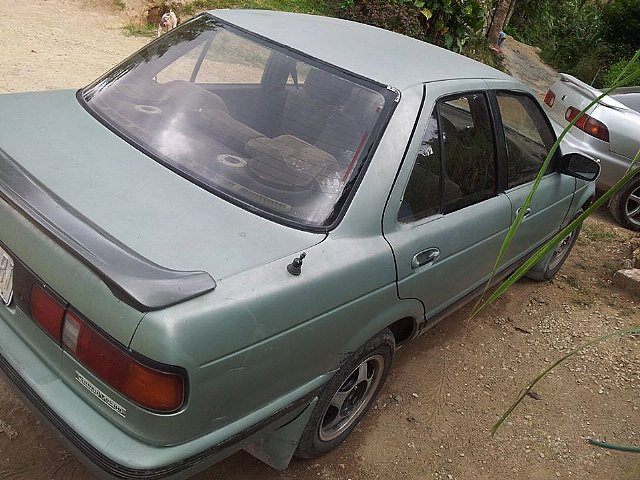 1991 Nissan Sunny B13 For Sale In Kingston St Andrew Jamaica