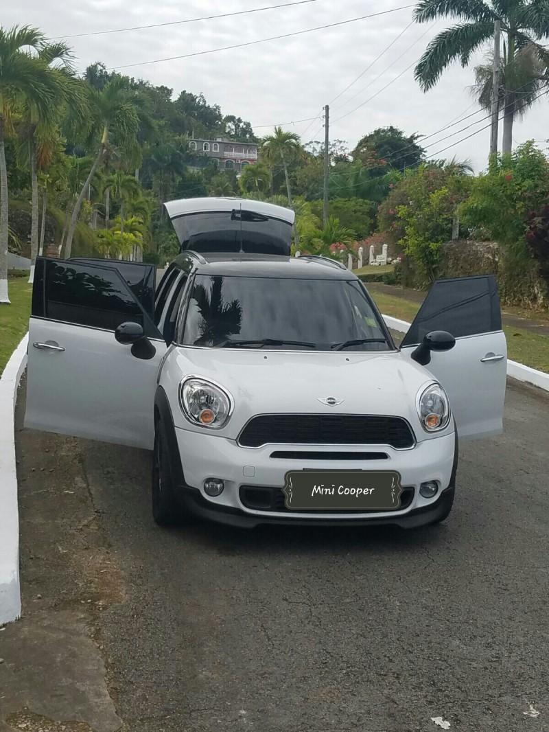 2012 Mini Cooper Countryman S For Sale In St. Ann, Jamaica
