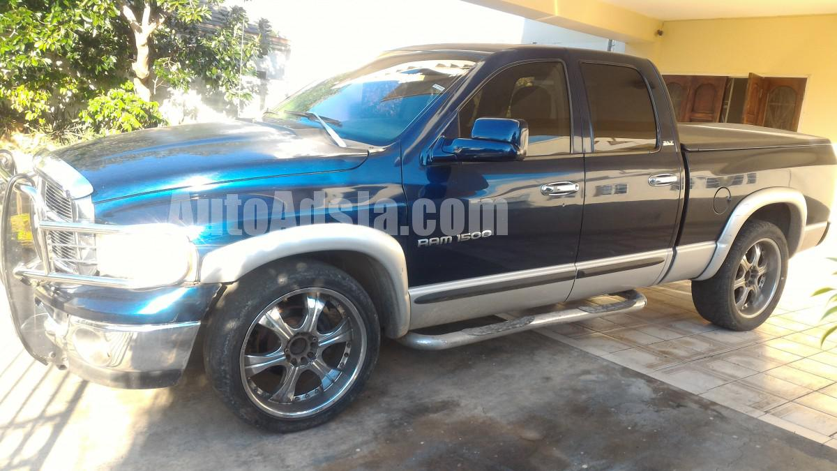 2002 Dodge Ram 1500 For Sale >> 2002 Dodge Ram 1500 For Sale In Kingston St Andrew Jamaica Autoadsja Com