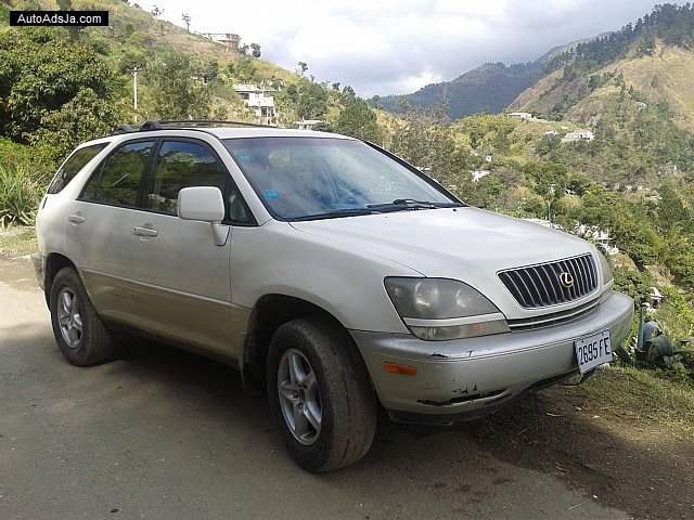 2000 Lexus RX300 for sale in Kingston / St. Andrew, Jamaica ...