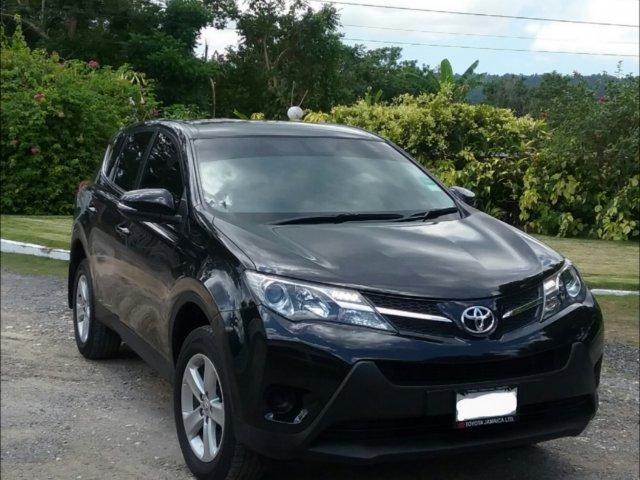 2014 Toyota RAV4 For Sale In St Catherine Jamaica