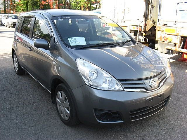 Autoadsja Cars For Sale In Jamaica: 2008 Nissan Note For Sale In Kingston / St. Andrew