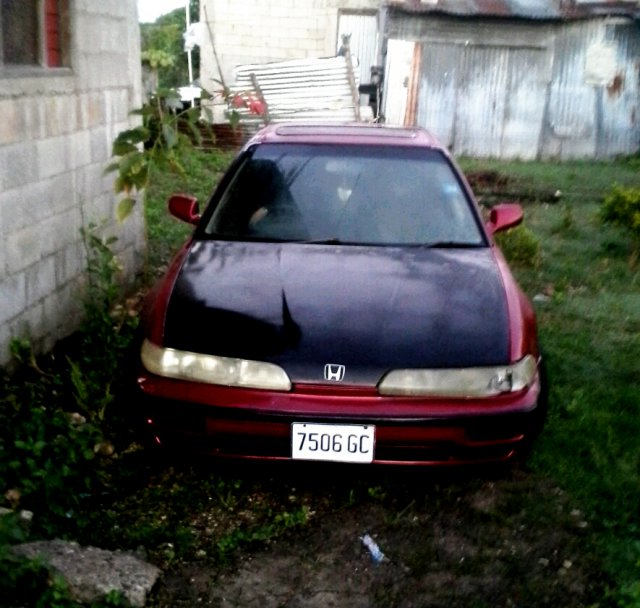 1988 Acura Integra For Sale: 1990 Honda Integra For Sale In Clarendon, Jamaica