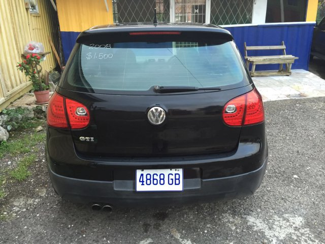 Autoadsja Cars For Sale In Jamaica: 2008 Volkswagen Golf Gti For Sale In Jamaica