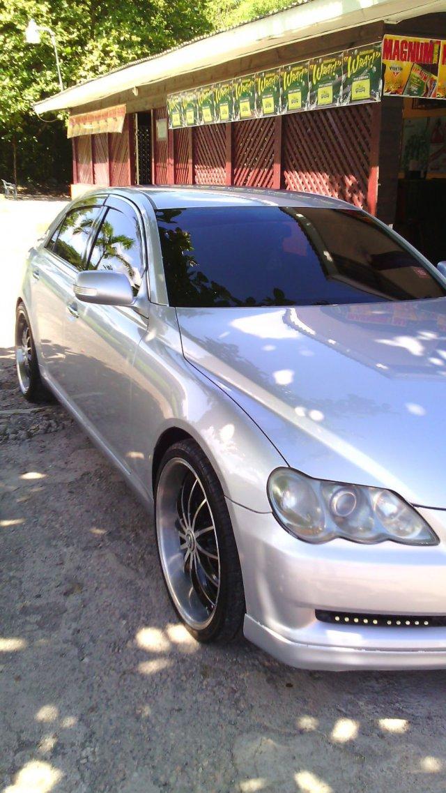 2007 Toyota Mark X For Sale In St Ann Jamaica Autoadsja Com