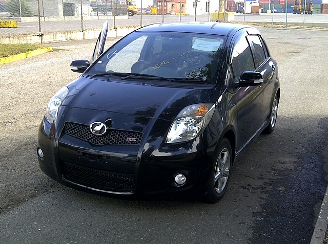 2008 Toyota Vitz Rs For Sale In Kingston St Andrew Jamaica Autoads Jamaica