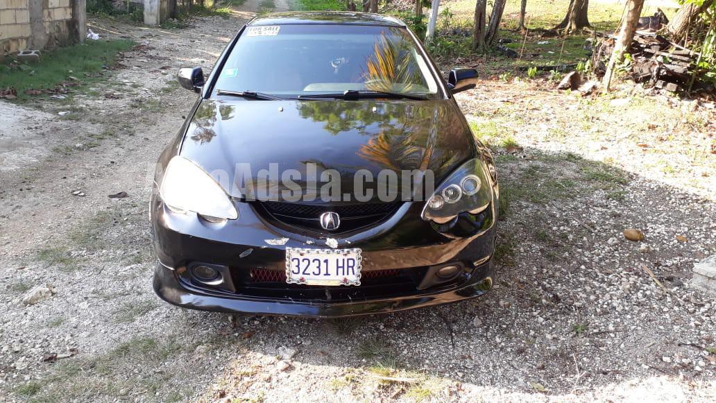 2004 Honda Acura For Sale In Westmoreland Jamaica Autoadsja Com