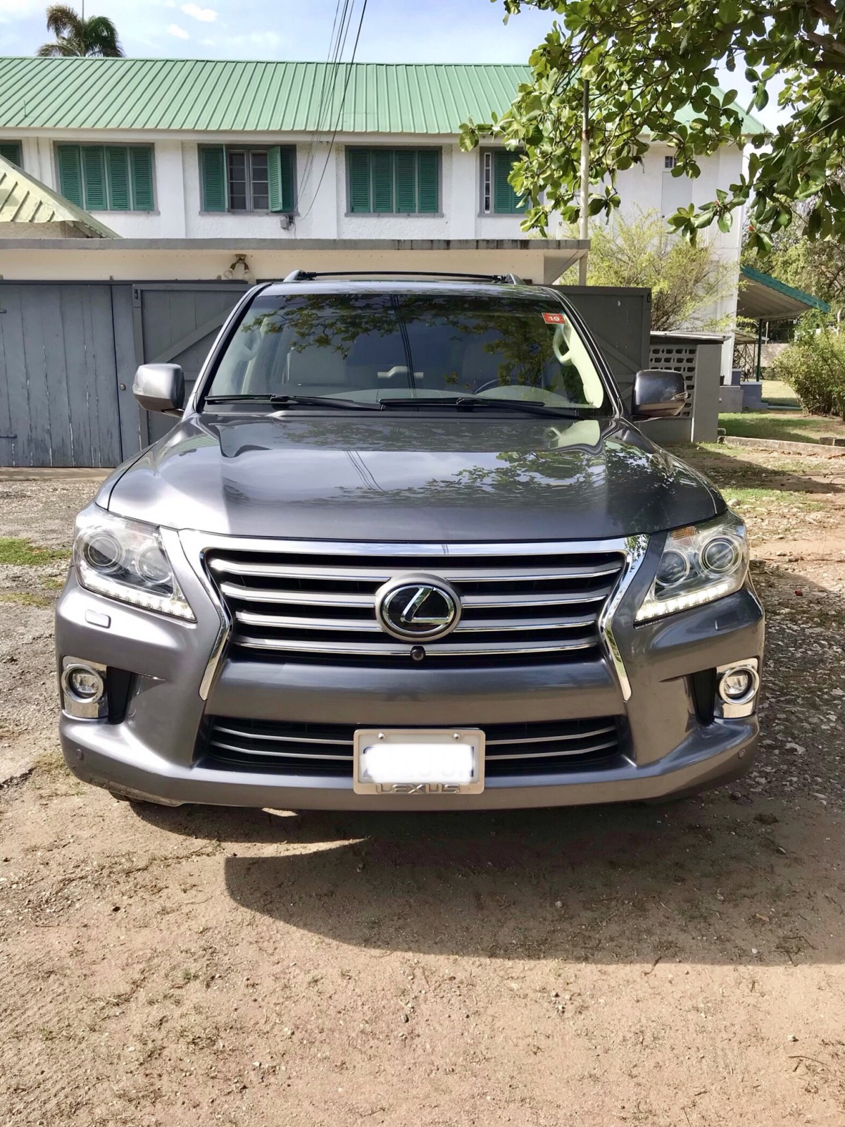 2014 Lexus LX 570 for sale in Kingston / St  Andrew, Jamaica