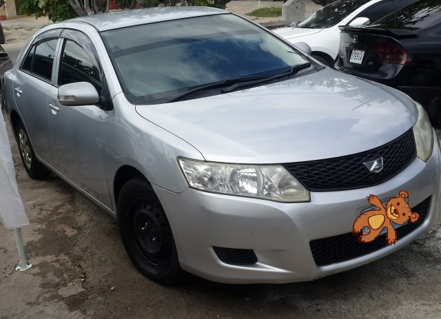 Autoadsja Cars For Sale In Jamaica: 2009 Toyota Allion For Sale In Jamaica