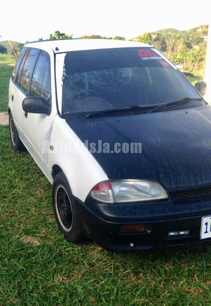 1995 Suzuki Swift for sale in Manchester, Jamaica | AutoAdsJa com
