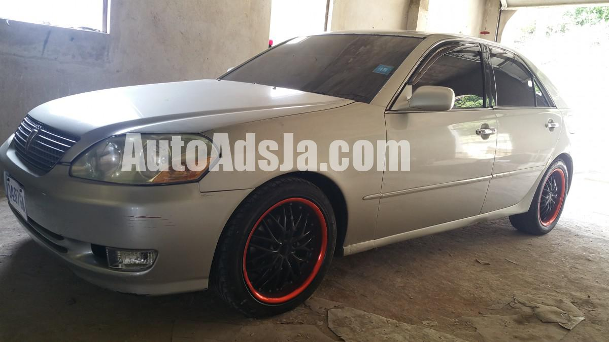 2002 Toyota Mark 2 Grande For Sale In Jamaica Autoadsja Com