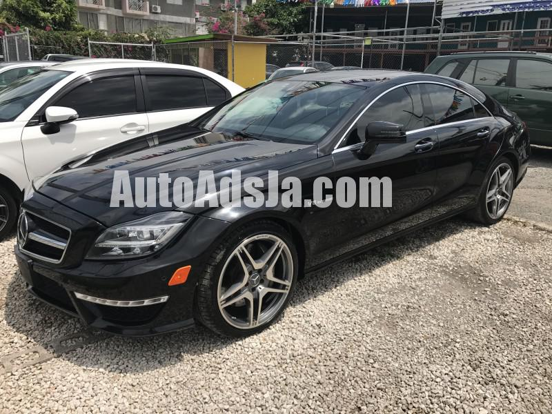 2012 mercedes benz cls 63 for sale in kingston st for Mercedes benz jamaica