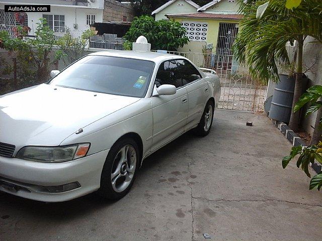1995 Toyota Mark 2 For Sale In Kingston St Andrew Jamaica
