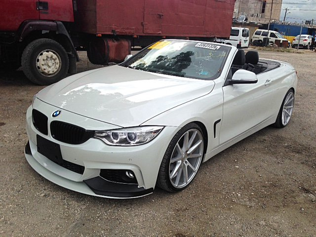 Autoadsja Cars For Sale In Jamaica: 2014 BMW 428i For Sale In Kingston / St. Andrew, Jamaica