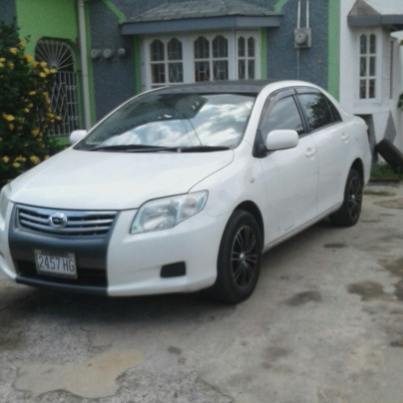 2011 Toyota Axio For Sale In Kingston / St. Andrew