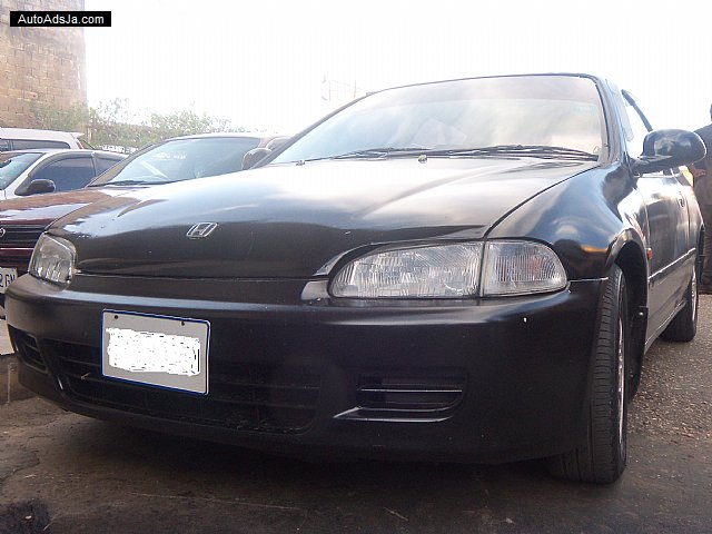 1993 Honda Civic Hatchback 3Dr For Sale In Jamaica