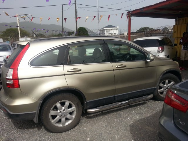 2008 Honda Crv For Sale In Jamaica Autoadsja Com