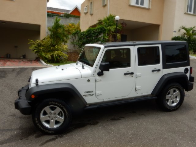 2014 Jeep Wrangler Unlimited For Sale In Kingston St