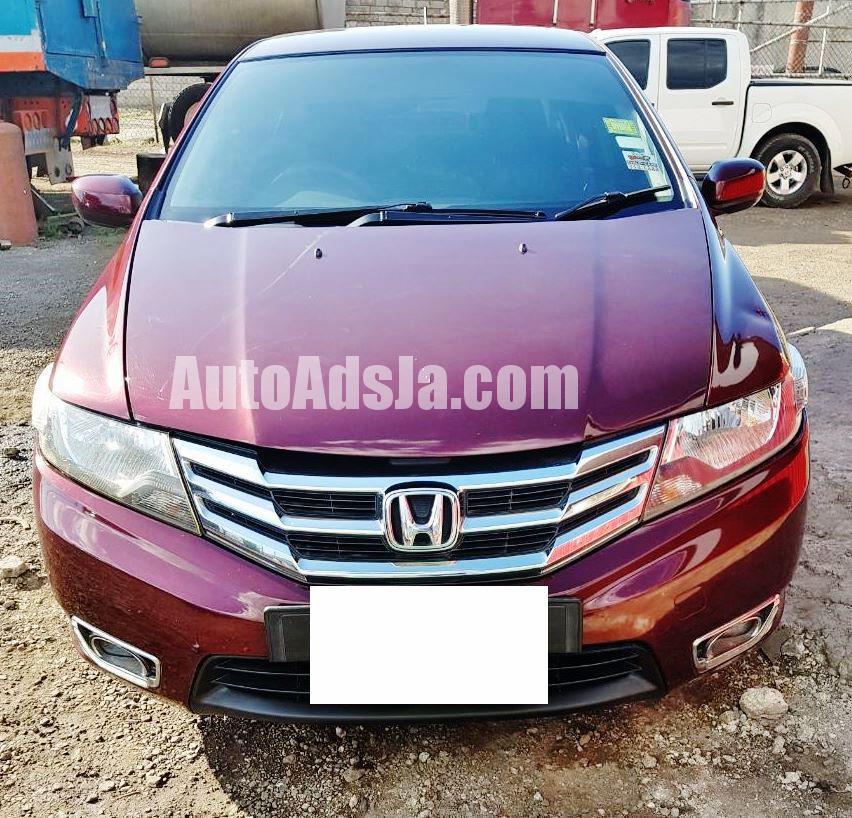 2012 Honda City For Sale In Kingston St Andrew Jamaica