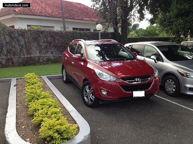 2011 Hyundai Tucson For Sale In Jamaica