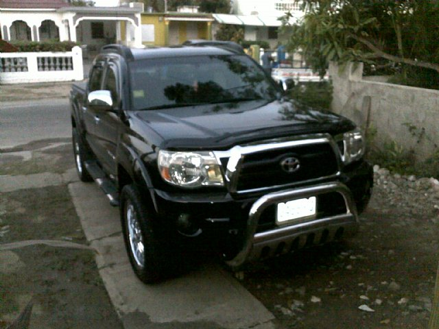 Autoadsja Cars For Sale In Jamaica: 2007 Toyota Tacoma For Sale In Kingston / St. Andrew