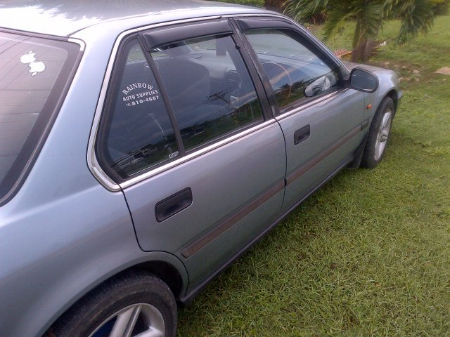 1991 honda accord for sale in st james jamaica autoads jamaica. Black Bedroom Furniture Sets. Home Design Ideas
