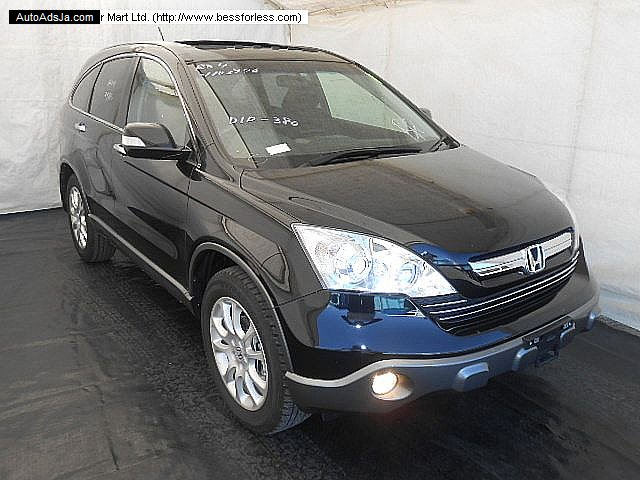 2008 Honda Crv Zx Pkg For Sale In Jamaica Autoads Jamaica