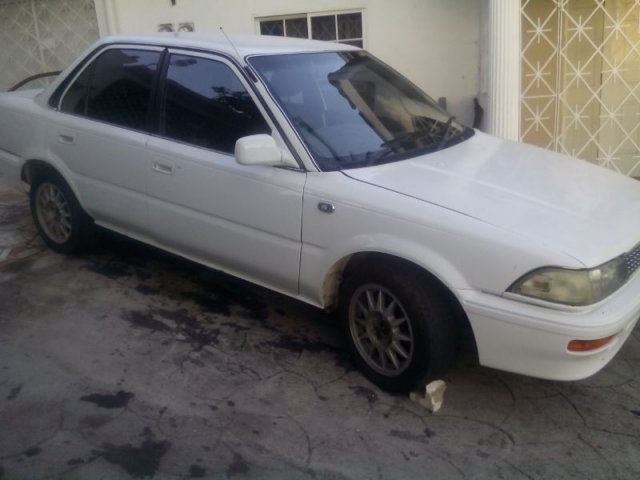 Toyota 91 Flatty For Sale In Jamaica: 1990 Toyota 2 Corolla Flatty For Sale In Manchester