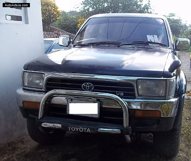 Toyota Suff: 1994 Toyota HILUX SURF SSRG For Sale In St. James, Jamaica