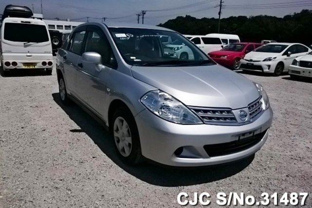 2010 Nissan Tiida Latio For Sale In Kingston St Andrew