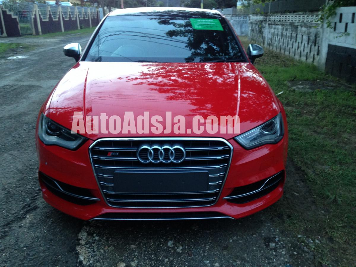 Cars For Sale I Jamaica: 2016 Audi S3 For Sale In St. Ann, Jamaica