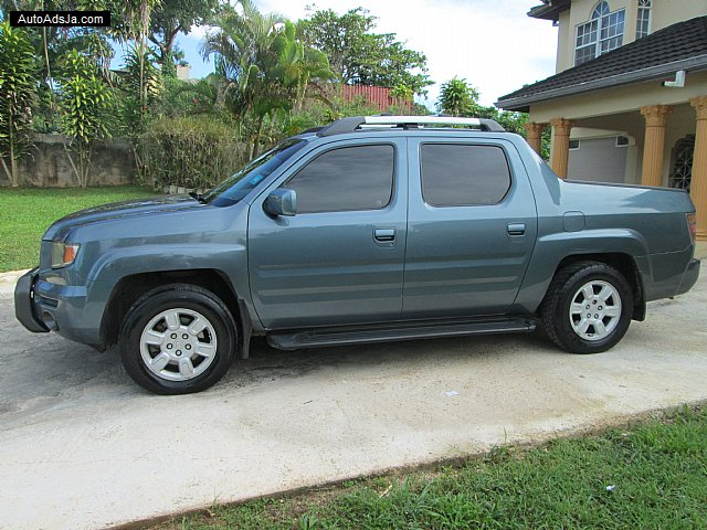 2006 honda ridgeline for sale in kingston st andrew jamaica autoads jamaica. Black Bedroom Furniture Sets. Home Design Ideas