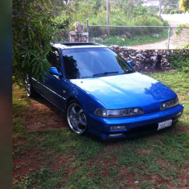 1988 Acura Integra For Sale: 1993 Honda Integra For Sale In Jamaica