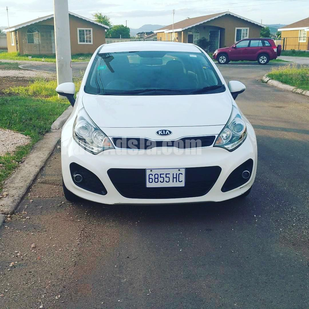 2013 Kia Rio: 2013 Kia Rio For Sale In Kingston / St. Andrew, Jamaica