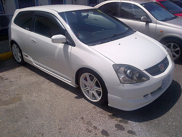 2004 Honda Civic Typer For Sale In St James Jamaica