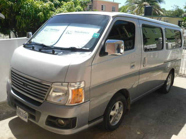 Autoadsja Cars For Sale In Jamaica: 2006 Nissan Urvan For Sale In St. Catherine, Jamaica
