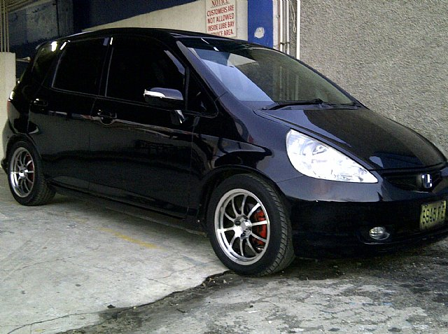 2006 honda fit for sale in kingston st andrew jamaica autoads jamaica. Black Bedroom Furniture Sets. Home Design Ideas