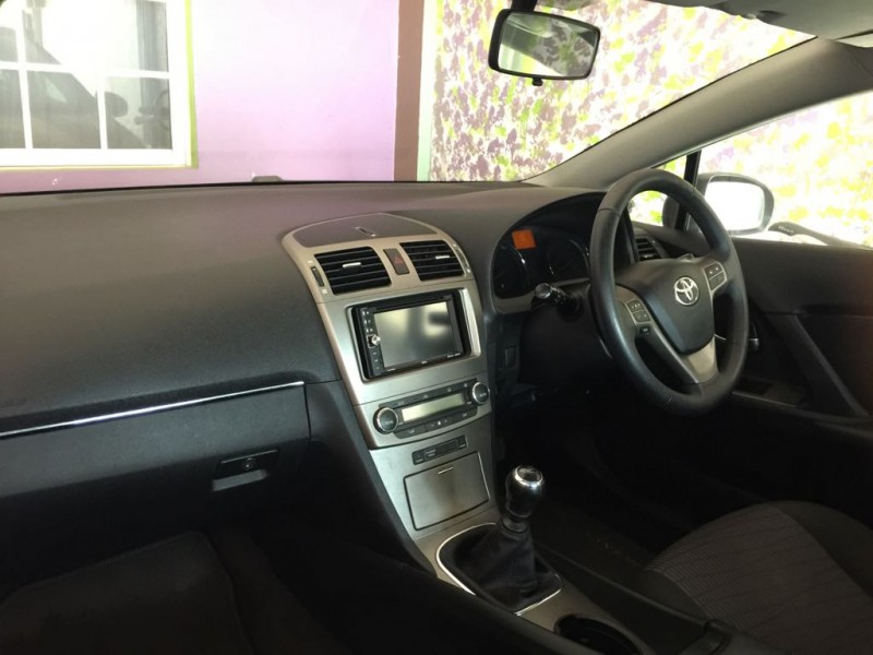 2012 Toyota Avensis For Sale In Jamaica Autoads Jamaica