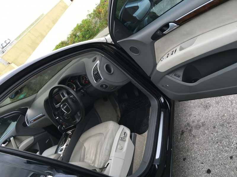 2011 Audi Q7 For Sale In St James Jamaica Autoadsja Com