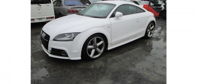 2011 Audi TT COUPE for sale in Kingston / St. Andrew, Jamaica ...
