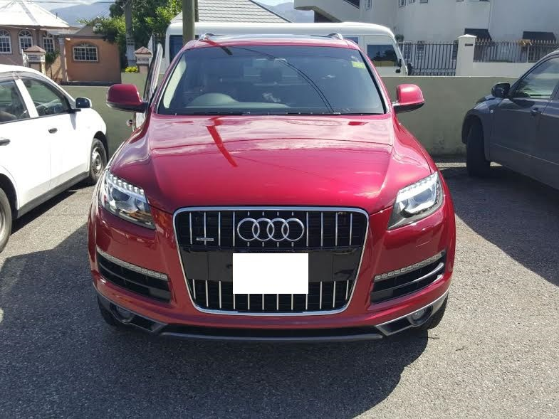 2013 audi q7 for sale in kingston st andrew jamaica autoads jamaica. Black Bedroom Furniture Sets. Home Design Ideas