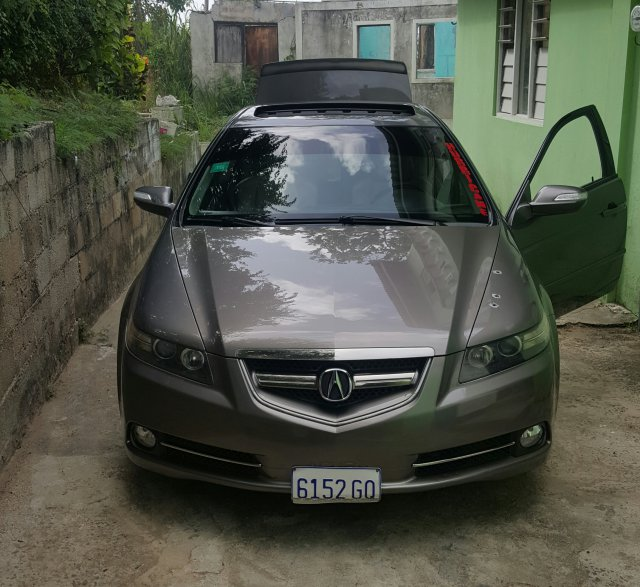 2008 Acura Tl Type S For Sale In St. Mary, Jamaica
